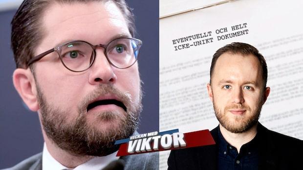 Jimmie Åkessons helt väntade krav
