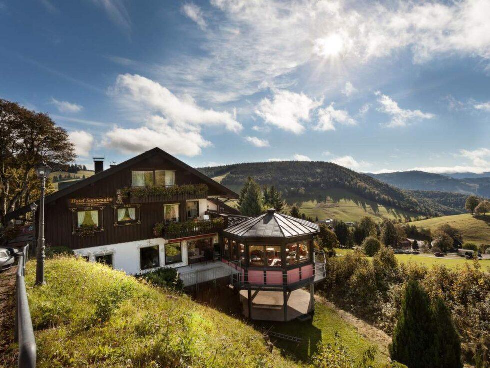 6. Hotel Sonnenalm, Todtnauberg, Tyskland