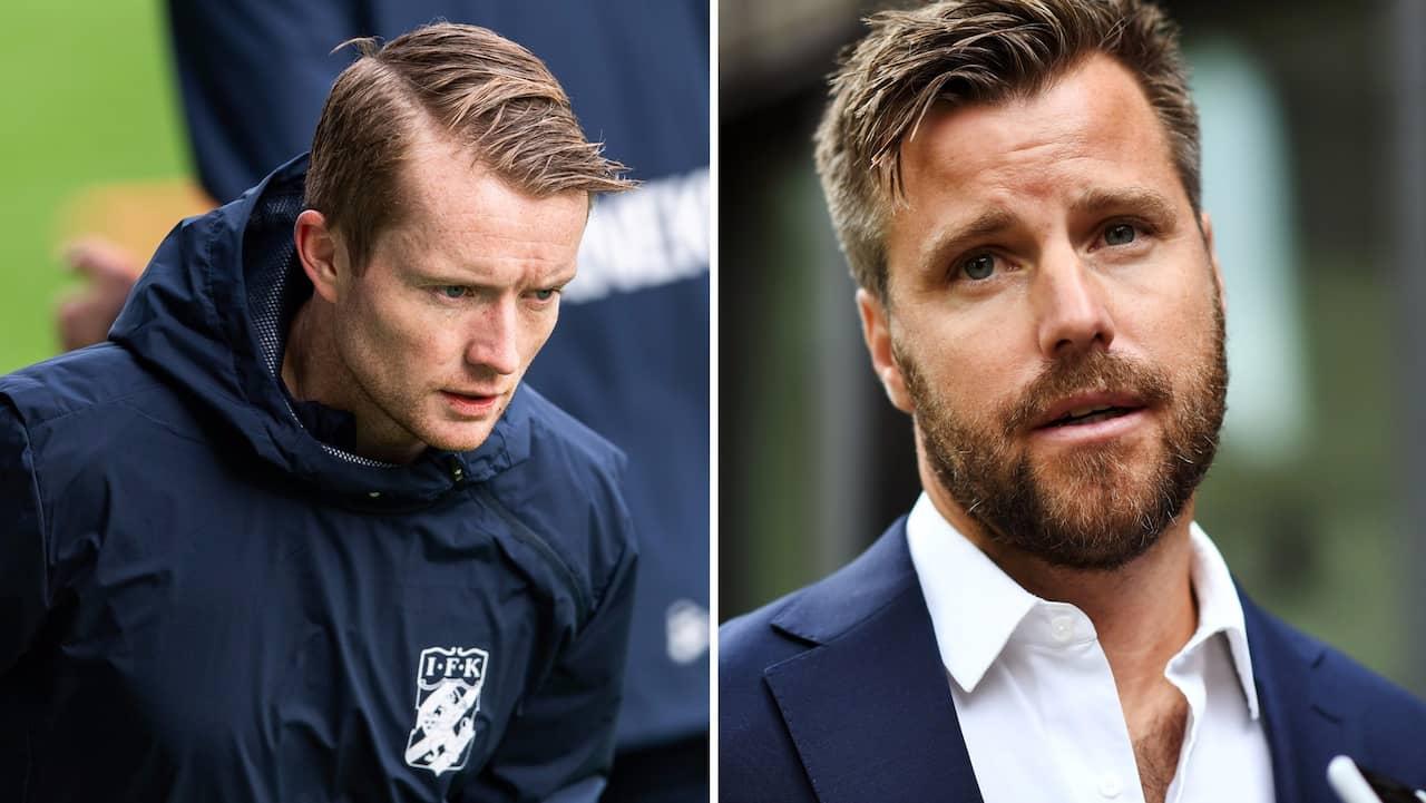 """Därför är Sam Larsson kvar i Göteborg: """"Svår situation"""""""