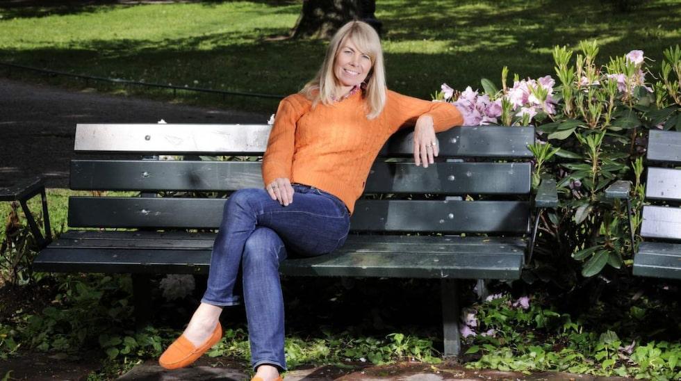 """""""En bonus är att jag kan äta mycket mer nyttiga fetter utan att gå upp ett gram i vikt"""" säger Ewa Skiöldebrand."""
