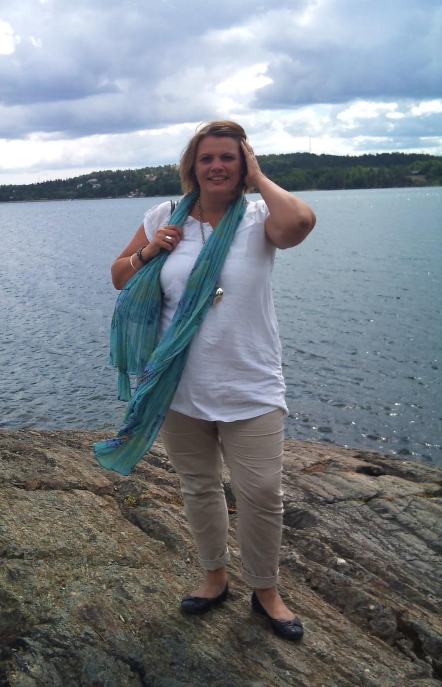 FÖRE. Åsa Eklund.