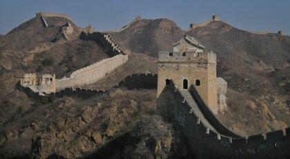 Klibbigt ris kan vara hemligheten bakom kinesiska muren.
