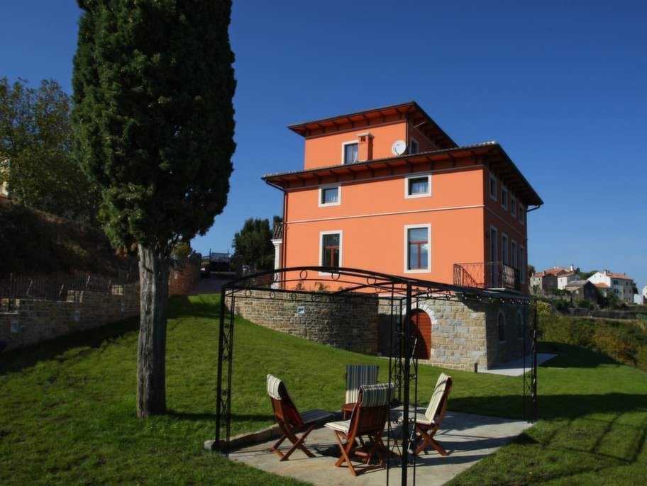 Istrien är en av Kroatiens ledande turistdestinationer och har ett skönt Medelhavsklimat.