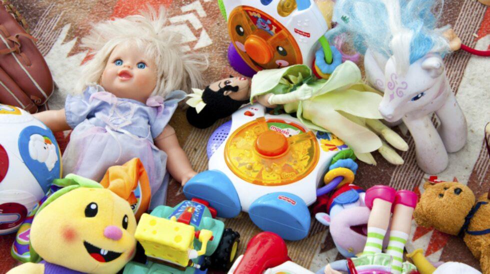 """""""20 av 21 testade leksaker från marknaderna är farliga för barn. Det är mycket allvarligt"""", säger Lena Bergman Bokvist, utredare på Konsumentverket i ett pressmeddelande.Obs! Bilden är en genrebild."""