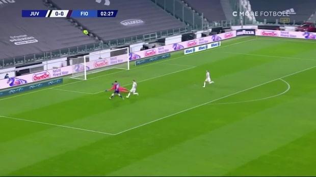 Iskallt avslut när Fiorentina chockar Juve