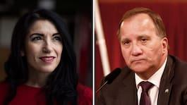 Politiska vilden: Lutar åt att släppa fram Löfven