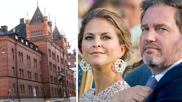 Skenande kostnader när prinsessan Madeleine renoverar