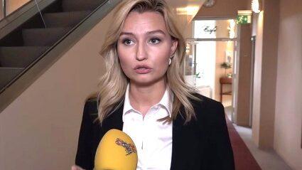 """Ebba Busch om Annika Strandhäll: """"Ljuger rätt ut"""""""