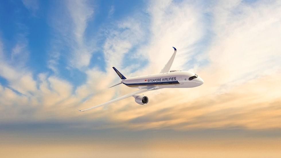 Den 11 oktober 2018 är det premiär för världens längsta flyglinje.