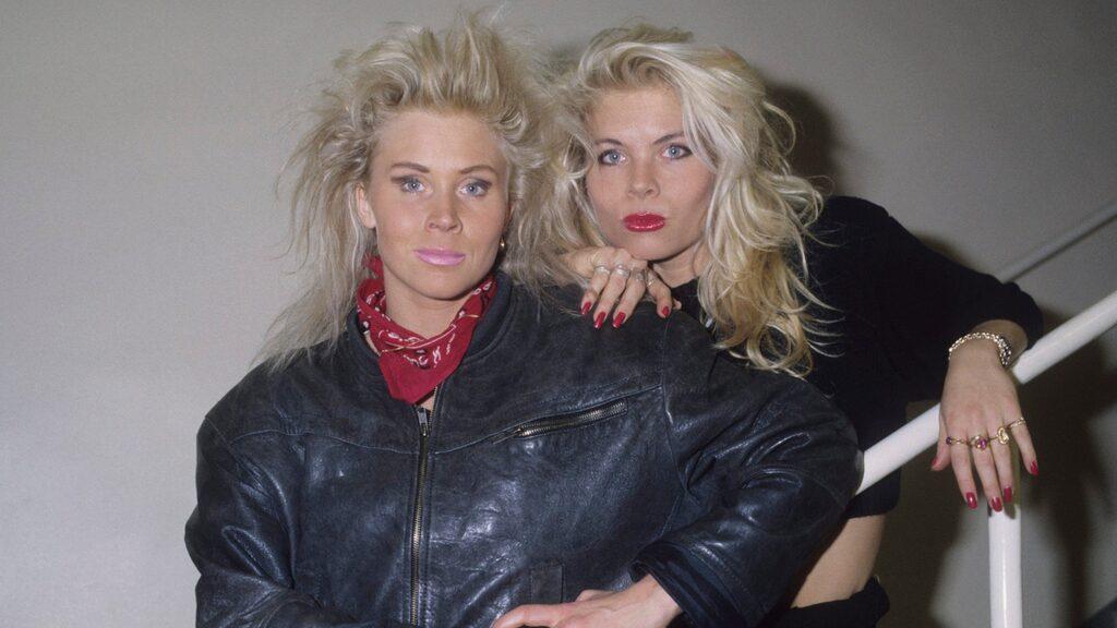 """Duon gav ut sitt första album 1985 och  slog igenom stort 1987 med låten """"Oh mama""""."""
