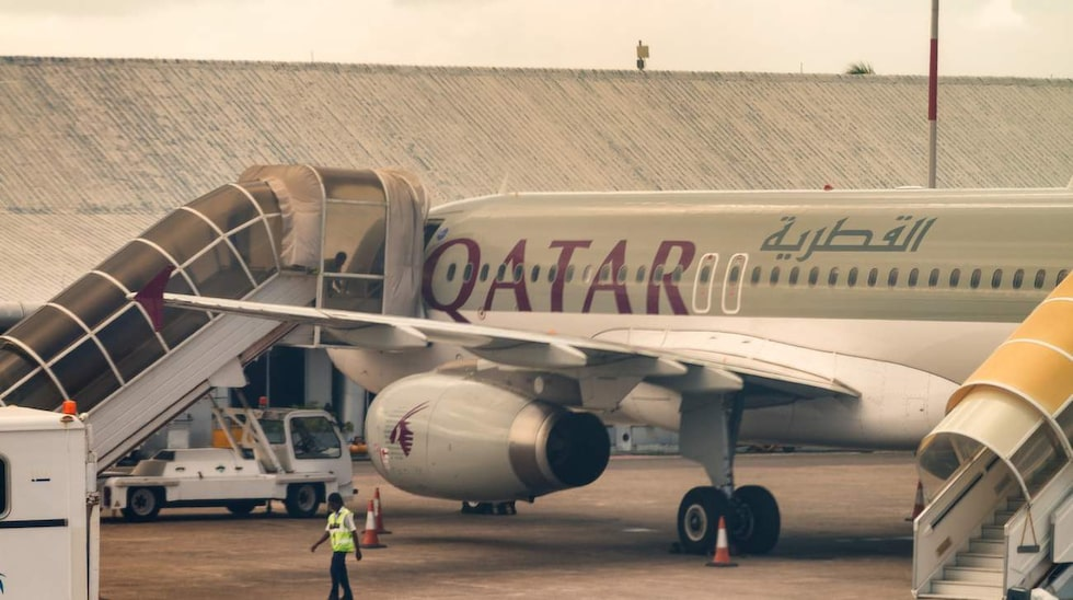 <p>Qatar Airways toppar listan.</p>