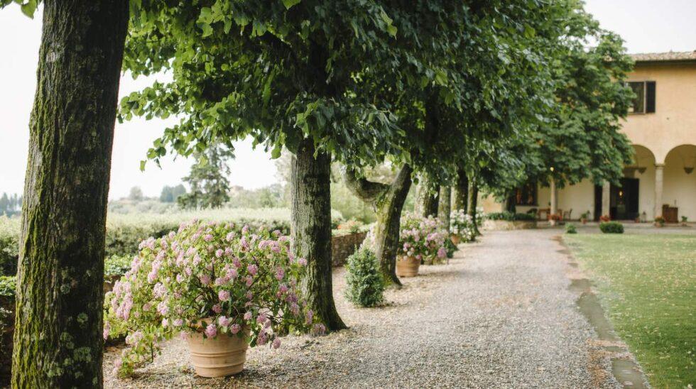 <p>På flera vingårdar kan du även sova över, ett så kallat agriturismo.</p>
