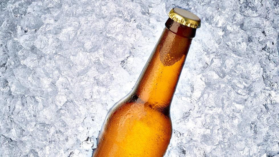 Kall öl på Systembolaget skulle uppmuntra till omedelbar konsumtion
