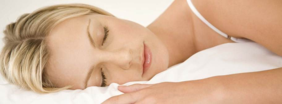 Sömn är viktigt för andra hälsosamma vanor. Foto: Getty