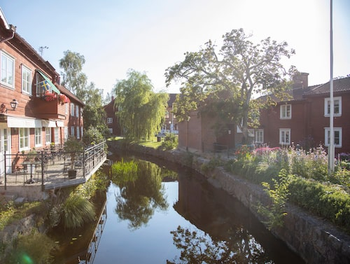 Trästaden i Eksjö bjuder på välbevarad byggnadshistoria.