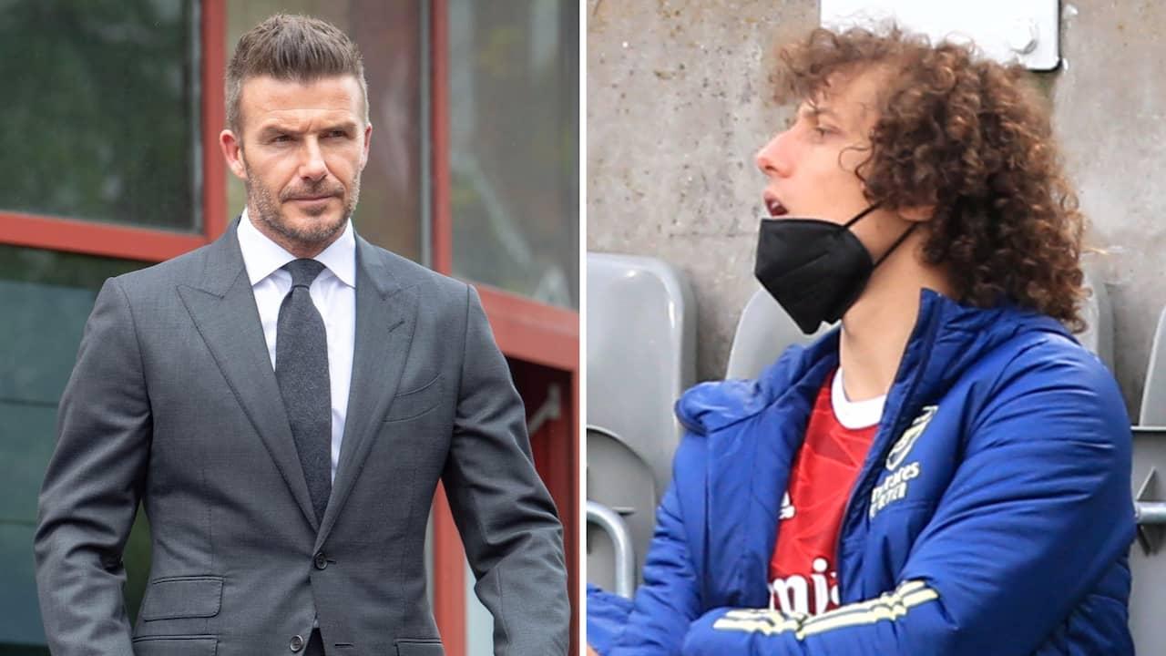 Lämnar Arsenal – på väg till Beckham