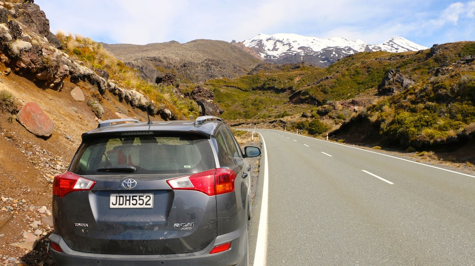 Det absolut bästa sättet att uppleva landet på är genom en roadtrip.