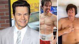 Mark Wahlbergs utmaning: Äta 11 000 kalorier om dagen