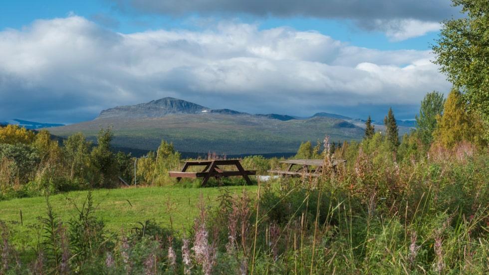 Sareks nationalpark.