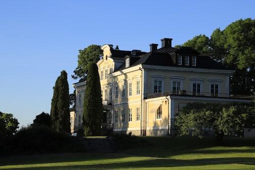 Runt Färna Herrgård finns det fina vandringsleder.