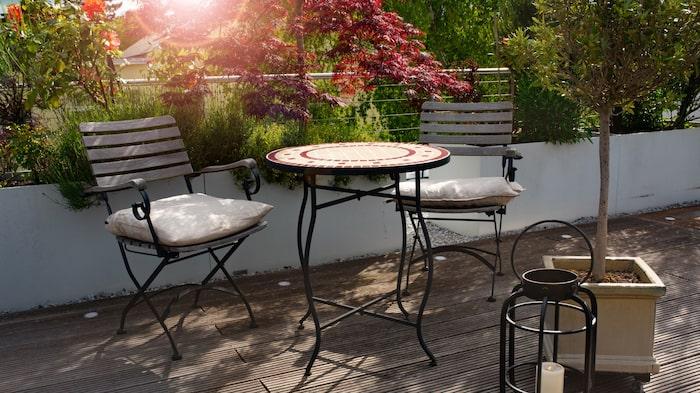 Vem vill inte ha lite medelhavskänsla i trädgården, på balkongen, terrassen eller inomhus? Olivträdet smälter in fint överallt.