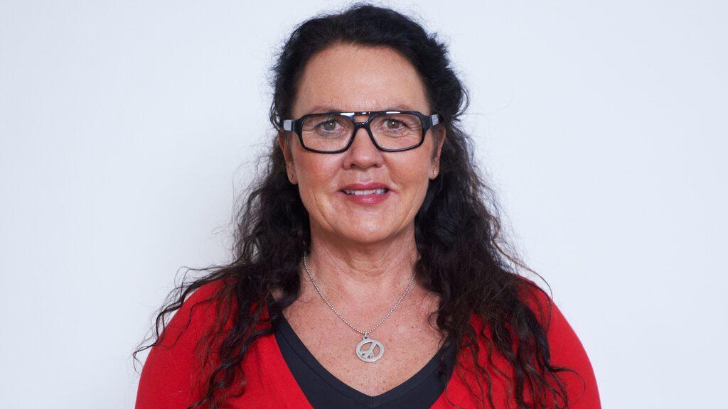 Sexologen Suzanne Lindström