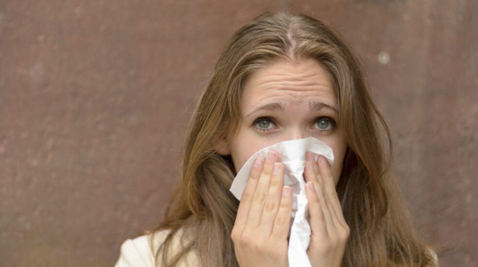 <p>Nu är det förkylningstider!</p>