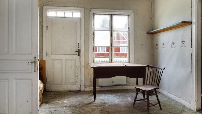 49 500 kronor är utgångspriset för huset, men flera har budat redan före visningen.