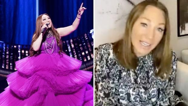 Därför ställer Perrelli upp i Melodifestivalen