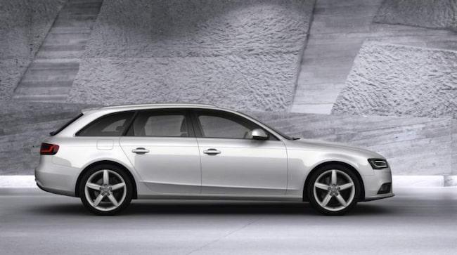 Audi A4 Avant 3,0 TDI Quattro S-tronic<br>Pris: 445 200 kronor.<br>Släpvagnsvikt: 1900 kg.<br>Kommentar: För både last och lust. Om du inte vill ha en suv eller förhöjd kombi utan en körglad dragare.