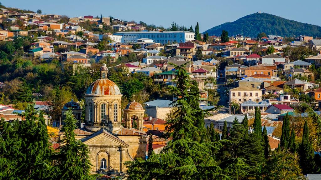 1 juli 2020 får Stockholm Skavsta en flyglinje till Kutaisi i Georgien.
