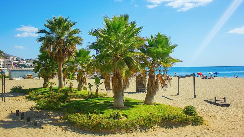 Fuengirola är normalt sett känd för sitt varma och härliga klimat.
