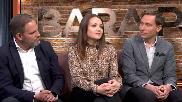 Bara Politik: Panelen diskuterar Strandhäll