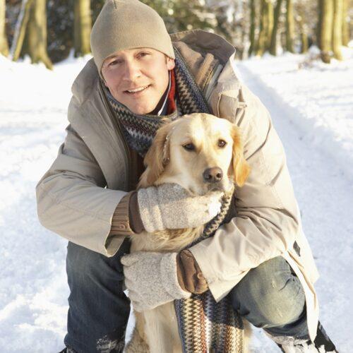 Hunden – människans bästa vän.