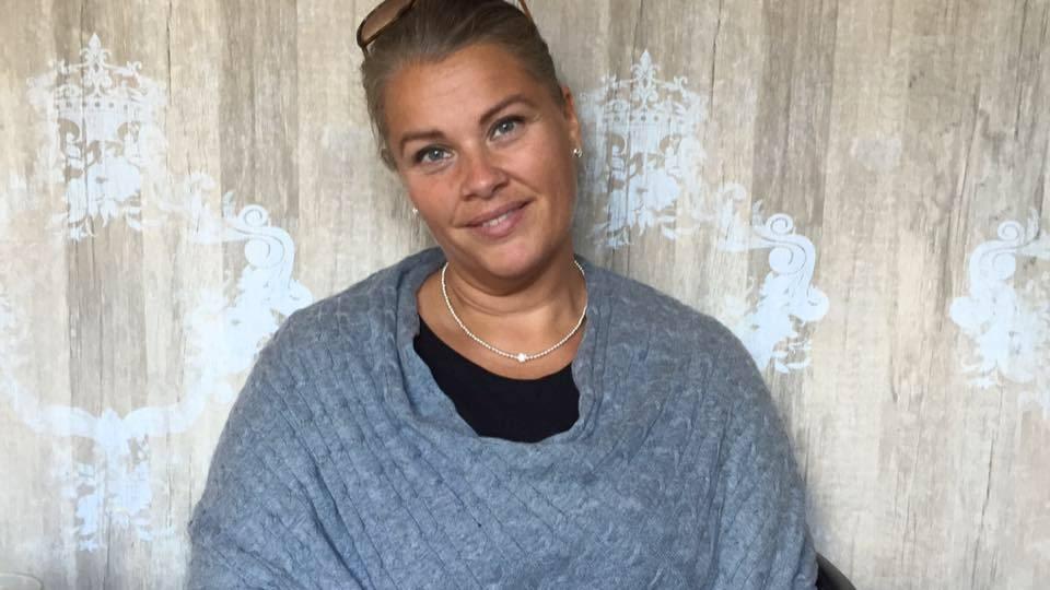 Carola Palgren, 40, med den smarta idén bor i Södertälje och jobbar som elevassistent.