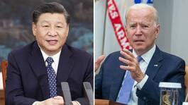 USA:s ilska när Kina stoppar virusutredning