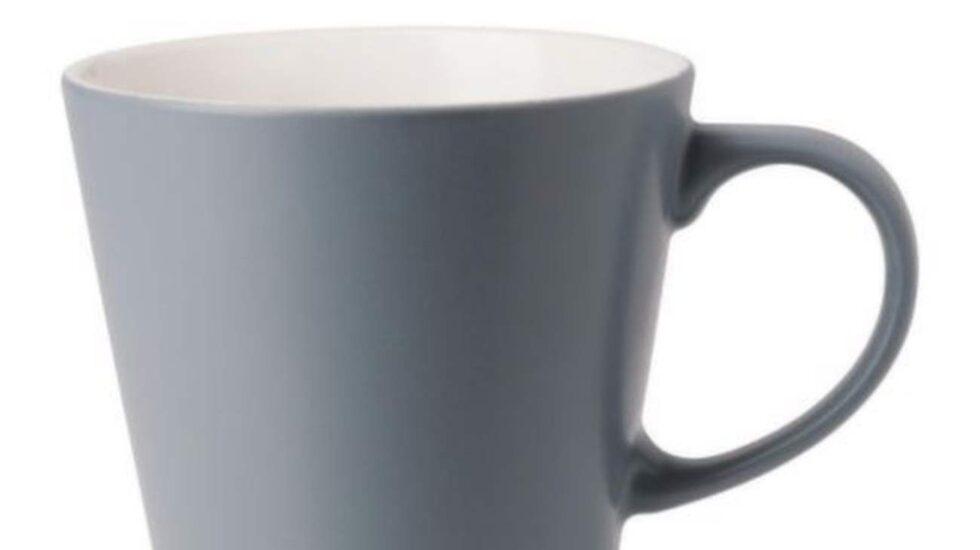 Den här Ikea-koppen har flera skåror. Kan det vara av samma anledning?