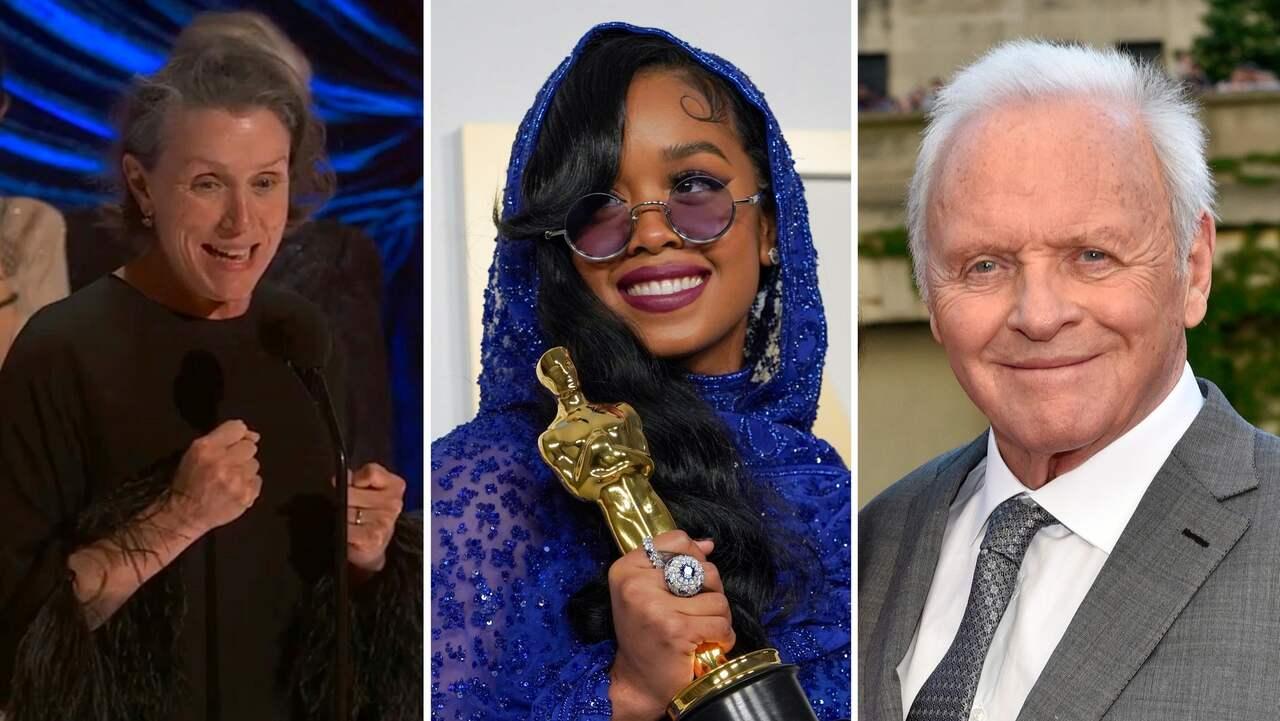 Alla vinnare på Oscarsgalan 2021 – här är hela listan