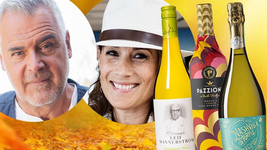 """Det finns en rad så kallade """"kändisviner"""" på Systembolaget. Här är de bästa just nu enligt vinexperten."""