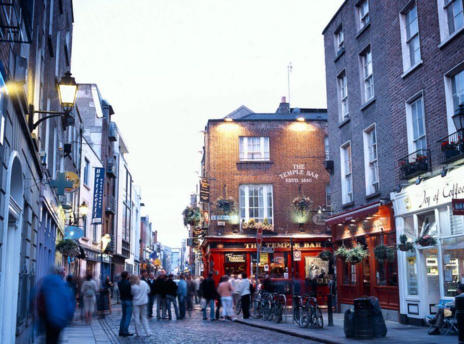 Spana in 10 guldkorn för den shoppingsugne på besök i Dublin!