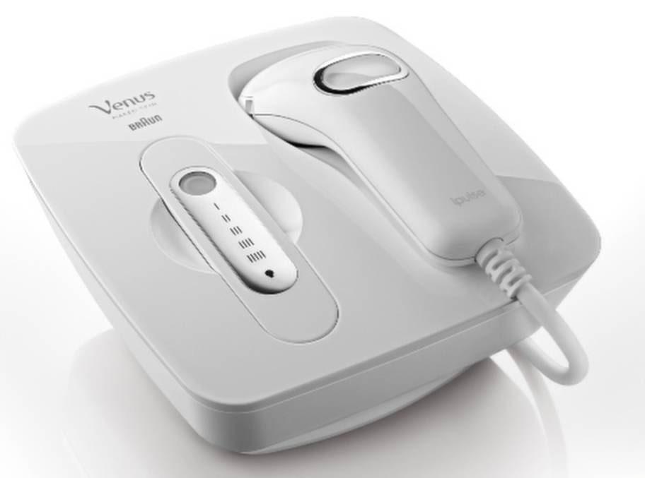 Braun Venus Naked Skins system IPL-maskin anpassar sig efter den personliga hudtonen. 4 999 kronor.