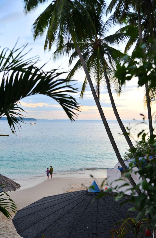 Fina Cacique Beach, Isla Contadora, Las Perlas.