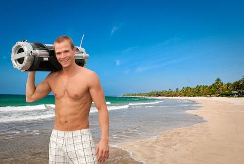 Sänk volymen på stranden på Mallorca – annars kan det bli dyrt.