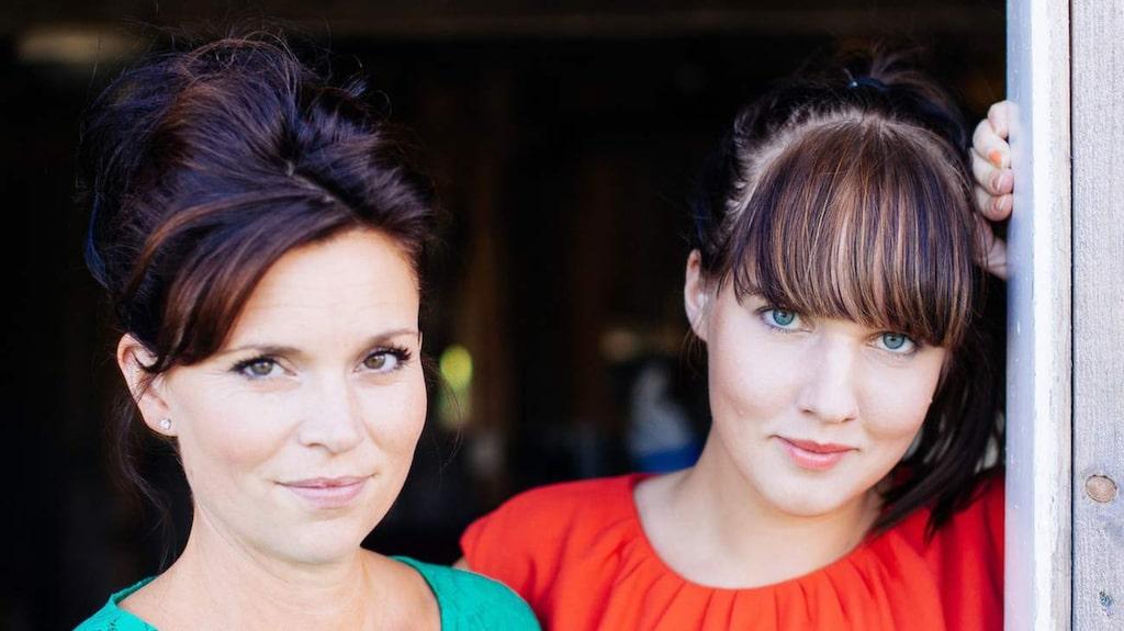 """<p>Annakarin Nyberg och Clara Lidström släpper nu """"Odla"""", tredje titeln i deras barnboksserie.</p>"""