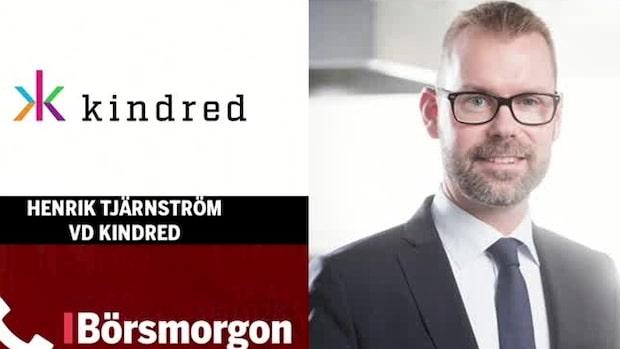 """Kindreds vd: """"Lovar bra inför 2021"""""""