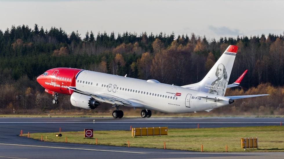 Norwegian lägger ner fem flyglinjer från Sverige.