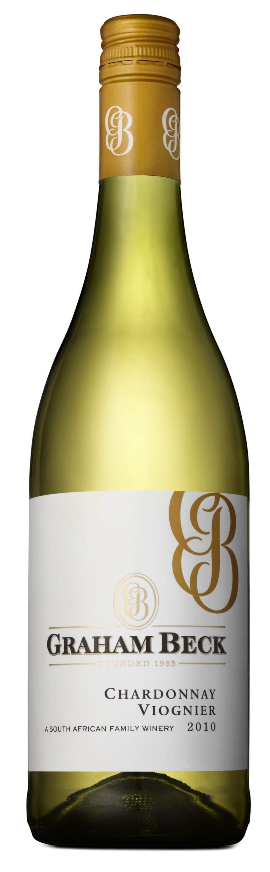 """Graham Beck Chardonnay Viognier 2013 (15515) Western Cape, 67 kr<br><exp:icon type=""""wasp""""></exp:icon><exp:icon type=""""wasp""""></exp:icon><exp:icon type=""""wasp""""></exp:icon><exp:icon type=""""wasp""""></exp:icon>"""