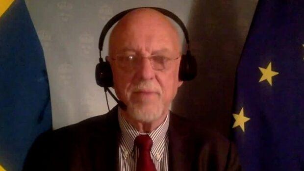 """EU-ministern om Brexitavtalet: """"Viktigt för Sverige"""""""