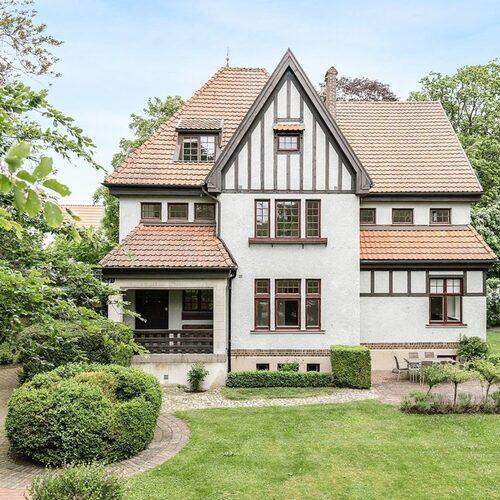 Villan i Lund är 471 kvadratmeter.