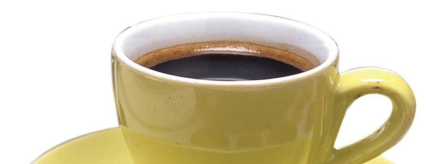 Vanligt svart bryggkaffe är bra för fettförbränningen.